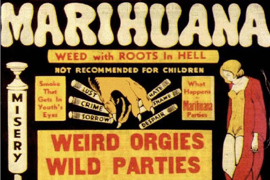 The Racist History Of Cannabis In America | Be Informed
